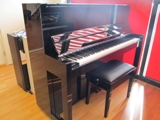 Feurich piano 115 Chroom